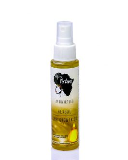 Herbal Hair Growth Oil- REGULAR
