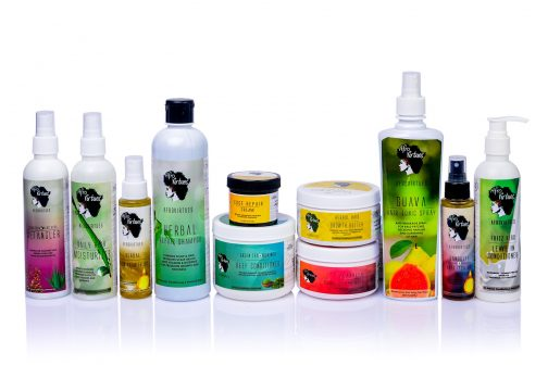 Afrovirtous adult hair growth products