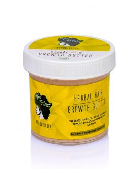 HERBAL HAIR GROWTH BUTTER- ECONOMY SIZE (150G)