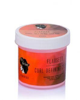 FLAXSEED CURL DEFINING CREAM (150G) ECONOMY SIZE