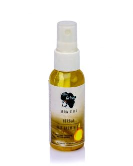 HERBAL HAIR GROWTH OIL (50ML) ECONOMY SIZE