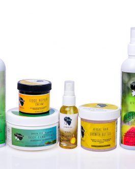 Edge Repair/Hair Growth Package – Economy Size