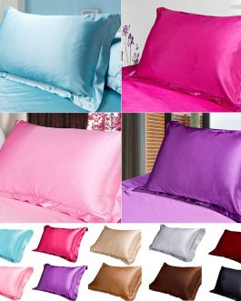 Silky Satin Pillowcase