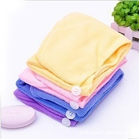 Microfiber Towel Hair Wrap