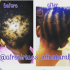 Afrovirtues before and after